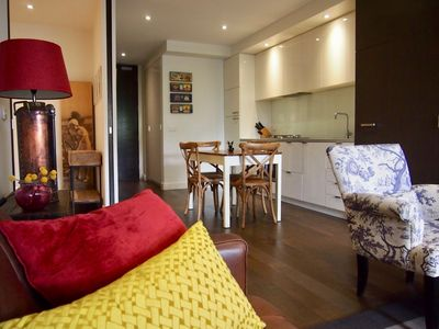 Modern apartment in secure boutique block