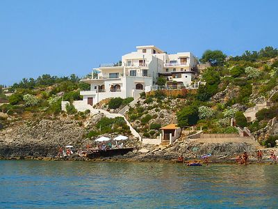 Photo for One bedroom Apartment, sleeps 4 in Plemmirio with Pool, Air Con and WiFi