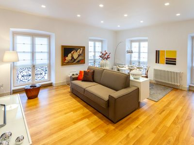 Photo for TERGESTEO PALACE SUITE ELEGANT AND VERY CENTRAL APARTMENT