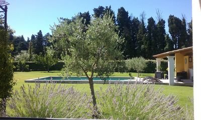 Photo for House between Alpilles and Luberon.