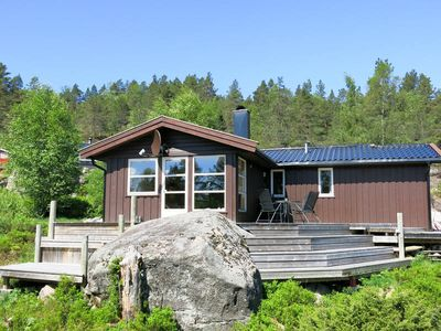 Photo for Vacation home Sessabu  in Eikerapen/ Åseral, Southern Norway - 6 persons, 3 bedrooms