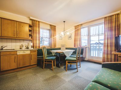 Photo for Apartment in Kleinarl with Ski Boot Heaters,Parking, Heating