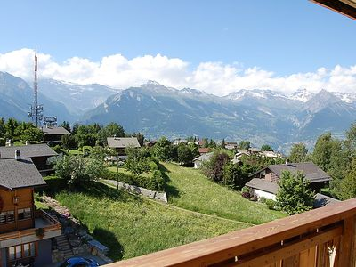 Photo for Apartment Les Terrasses du Paradis 5a in Nendaz - 6 persons, 3 bedrooms