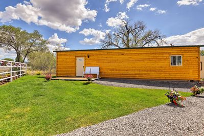 Your Eager escape awaits at this vacation rental tiny home!