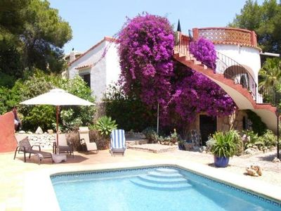 Photo for Holiday house Jávea for 4 persons with 2 bedrooms - Holiday house