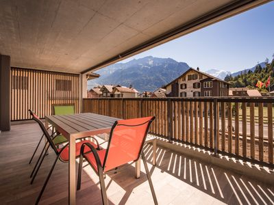 Photo for Luxury newly built apartment with wellness, mountain views and elevator access