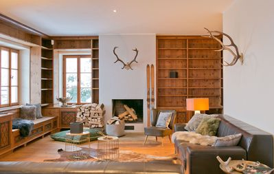 Photo for Villa in the city of Salzburg, close to all ski areas, golf courses, the lake areas