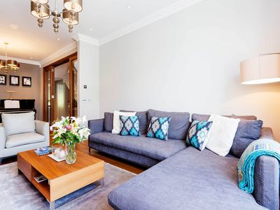 Photo for Impeccable 6BR house with garden in Fulham, short journey from Chelsea, by Veeve