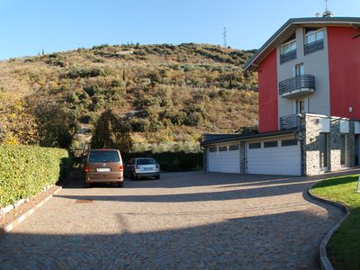 Photo for Casa Alice new and elegant apartments 500 meters from the lake 2 FLOOR