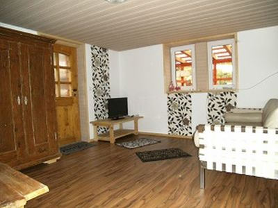 Photo for 2BR Apartment Vacation Rental in Triberg-Nussbach