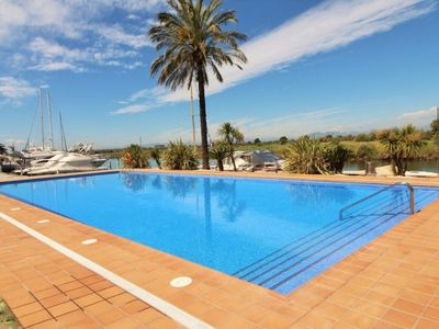 Photo for 2BR Apartment Vacation Rental in Roses, Catalunya