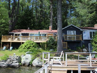 Photo for MUT85W - Winnipesaukee Waterfront Home Meredith