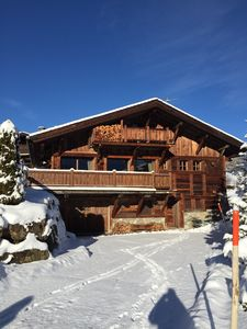 Photo for Prestigious old wooden chalet