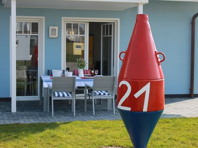 Photo for Beautiful Baltic Sea Buoy 21 with fireplace, 200 m to the beach, free Wi-Fi