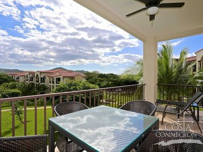 Photo for Pacifico L-809, 2 BR luxurious unit over-viewing the complex, walk to everything