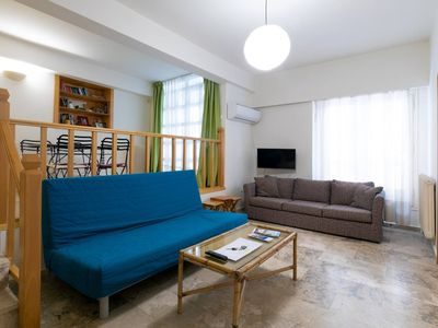 Photo for Cozy Apartment in the heart of Athens!