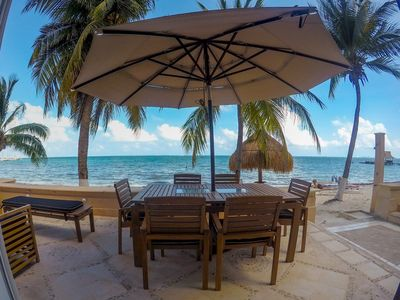 Photo for Luxurious getaway at beach paradise Cancún