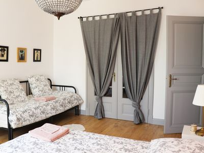 Photo for Large quiet and cocooning cottage in central Colmar
