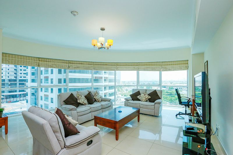 Furnished 2 Bedroom Apartment in JLT - VRBO
