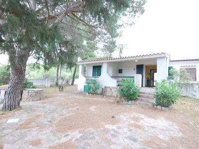 Photo for Holiday house with 3 bedrooms, enclosed garden and barbecue