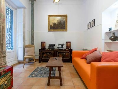 Photo for Madrid Apartment in the Historical Center Las Letras area.