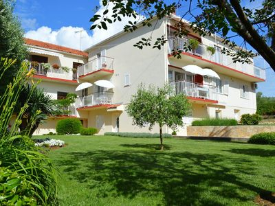 Photo for Apartments Drago, (11961), Diklo, Zadar riviera, Croatia