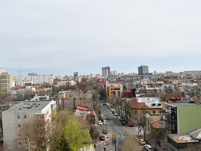 Photo for Dream view over Bucharest - R and B studio