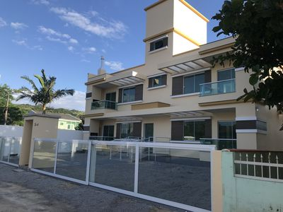 Photo for Lindos Aptos with 2 beds with air 80m from the sea privileged local center of Pinheira