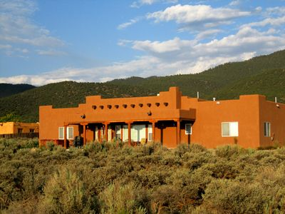 Nestled in sage with 360 degree mountain views