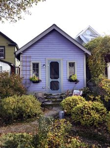 Photo for Lakeview Garden Cottage Near Downtown