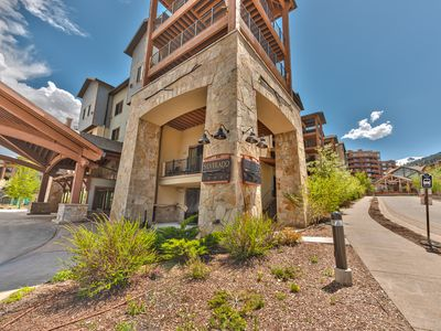 Photo for resort property, large two bedroom plus loft sleeping up to 10, pool, steps to skiing and golf, enjoy SV223A/B