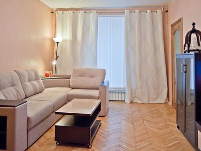 Photo for Apartment 393 m from the center of Saint Petersburg with Internet, Washing machine (408362)