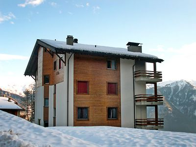 Photo for Apartment Les Hauts de Morthey  in Ovronnaz, Valais - 6 persons, 2 bedrooms