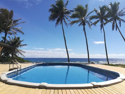 Photo for Pacific View - with pool and ocean views