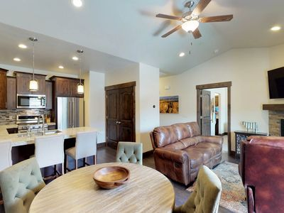 Photo for NEW LISTING! Comfortable condo w/convenient location for Park City & Deer Valley