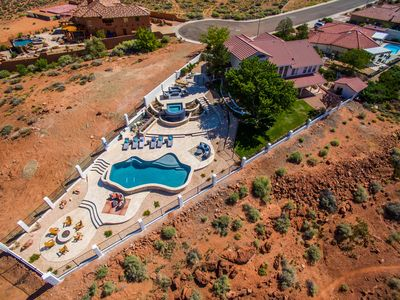 Photo for Breathtaking Views | Resort Style Backyard! 7 Bed/4 Bath 4300 sqft Private Home