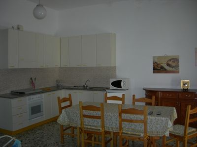 Photo for apartment just 70 meters from the sea with a free beach