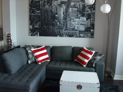 Photo for UPSCALE HARBOURFRONT CONDO IN DOWNTOWN TORONTO