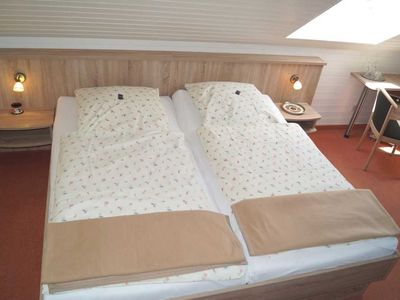 Photo for Large double room 10 - Hotel garni Landhaus Fischer