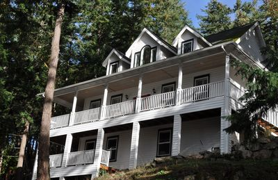 Photo for 5BR House Vacation Rental in Eastsound, Washington