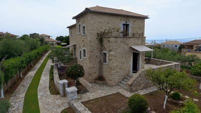 Photo for Close to the sea, Off Saison, fully equipped, Villa Stoupa-Panorama Nr.1, Wifi..