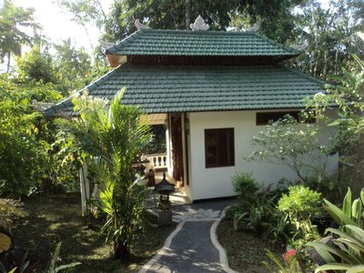 Photo for Garden Cottage, the lush residence for your vacation