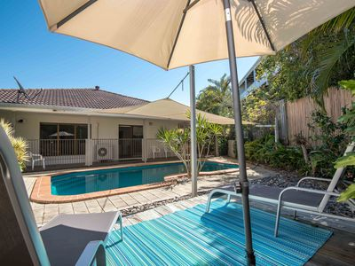 Photo for Sunrise Holiday Home - Space, Style, Comfort & Heated Pool