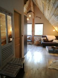 "Photo for Small chalet ""At the Annex"""