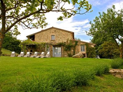 Photo for 5 bedroom Villa, sleeps 10 in San Casciano dei Bagni with Pool, Air Con and WiFi