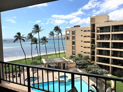 Photo for UP TO 25 OFF!!  1 BD Ocean View Condo on Sugar Beach