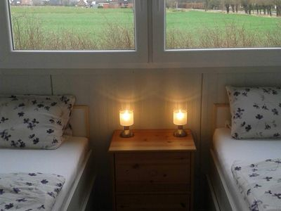 Photo for Luxury chalet with terrace - Luxury chalet with terrace, very quiet in Kollmar