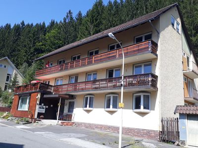 Photo for 1 bedroom holiday apartment with south balcony
