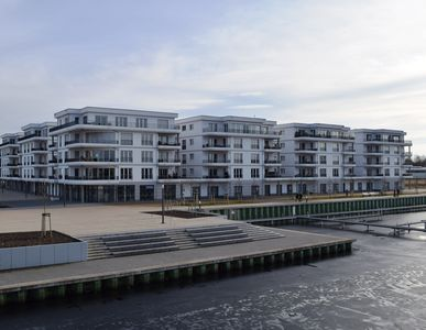 Photo for New apartment on the Great Zernsee in Werder for 2 persons