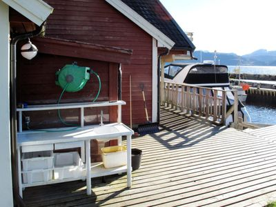 Photo for Vacation home Naustdal (FJS545) in Sognefjord, Nordfjord, Sunnfjord - 5 persons, 3 bedrooms